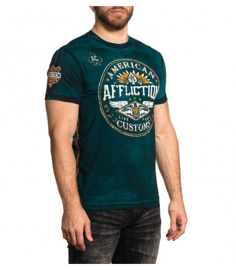 Affliction AC Oil Shop