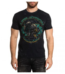 Affliction Shirt Reversibe 2 in 1 AC Blackfoot