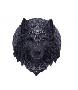 Nemesis Now Wandrelief Wolf Moon