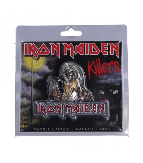 Iron Maiden Magnet The Killers