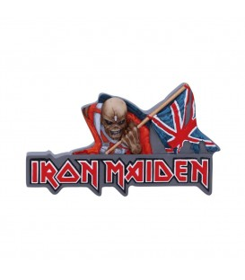 Iron Maiden Magnet Trooper
