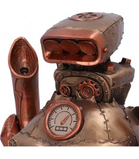 Nemesis Now Steampunk Figur Petrol Head