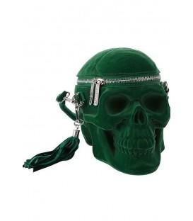 Killstar Handtasche Grave Digger Green