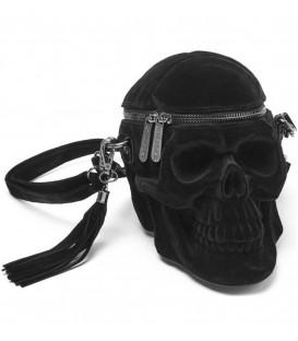 Killstar Handtasche Grave Digger Black