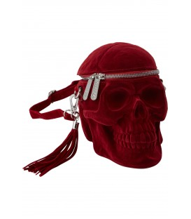 Killstar Handtasche Grave Digger Blood