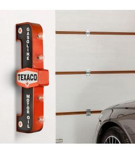 Mancave Texaco Gas Wanddeko LED