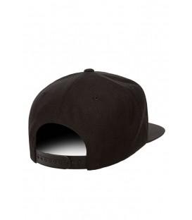 Barmetal Flexfit Snapback Cap Logo