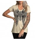Affliction Shirt Capri