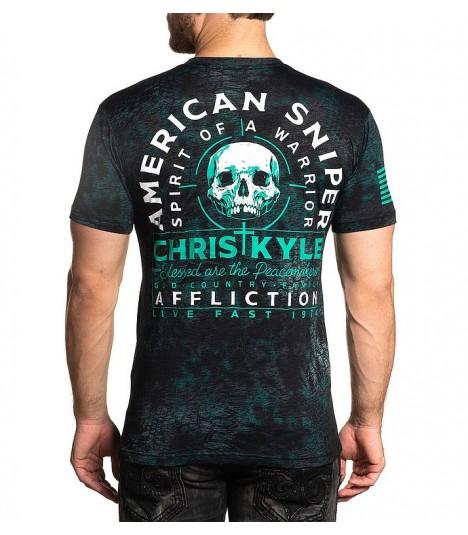 Affliction Shirt CK Trigger