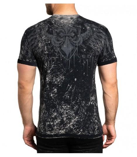 Affliction Shirt Reversibe 2 in 1 Spirit Hunter