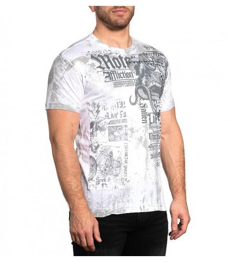 Affliction Shirt Iron Rebel