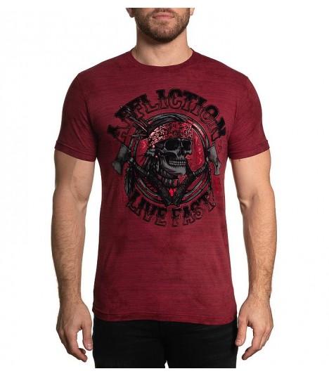 Affliction Shirt AC Iron Chief