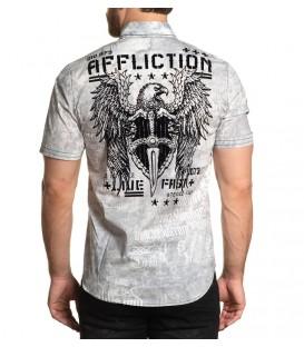 Affliction Hemd Division