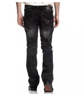 Affliction Jeans Ace Fleur Night