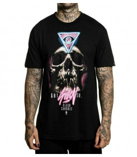 Sullen Shirt Black Sanchez