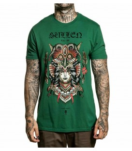 Sullen Shirt Jade Mermaid