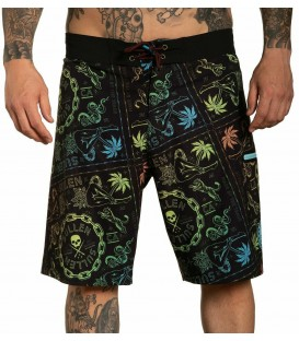 Sullen Boardshorts Wild Side