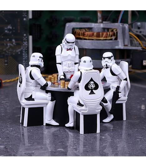 Stormtrooper Figur Pokerface