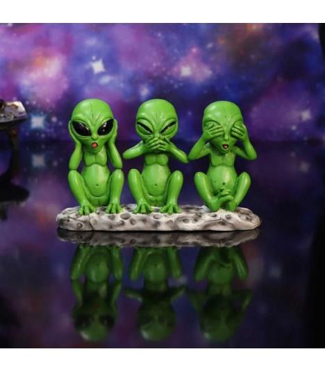 Nemesis Now Figur Three Wise Martians