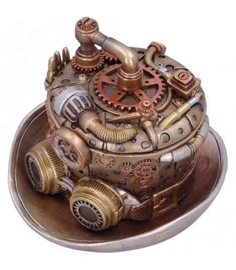 Nemesis Steampunk Schatulle Cogwork Hatter