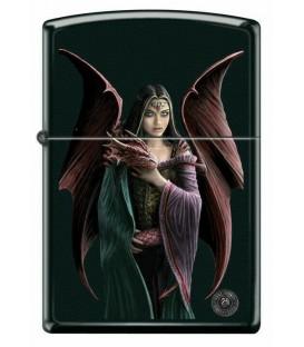 Zippo Anne Stokes Gothic Woman