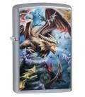 Zippo Anne Stokes Fantasy Dragon