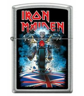 Zippo Iron Maiden Biker Eddie