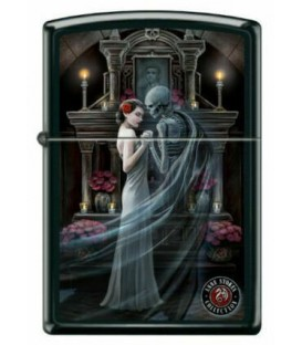 Zippo Anne Stokes Dance with the Dead