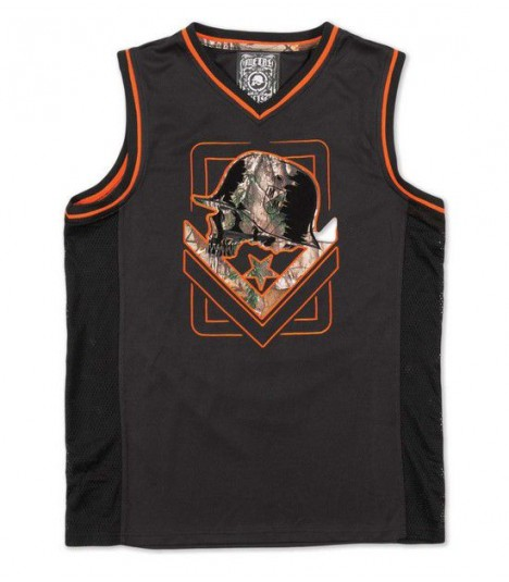 Metal Mulisha Basketball Tank AK