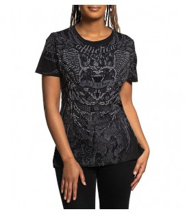 Affliction Shirt Olivia Pearl