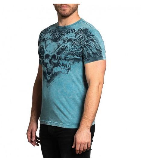 Affliction Shirt Dark Omen
