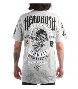 Headrush T-Shirt Renegade Grey