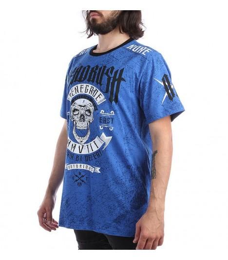Headrush Shirt Renegade Blue