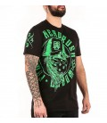 Headrush T-Shirt The Tear Apart Green
