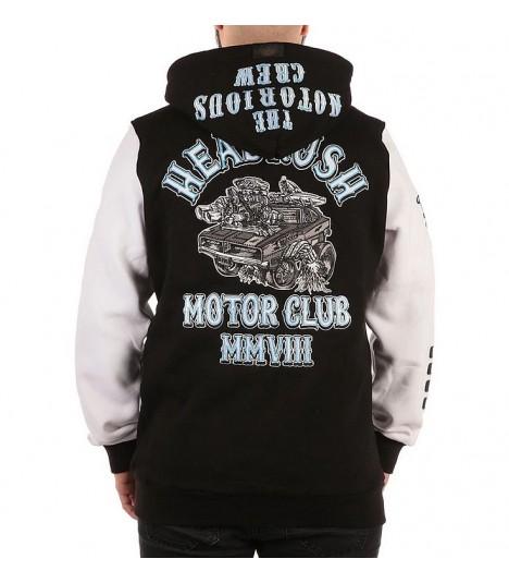 Headrush Zip-Hoody Jacke The Motor Club