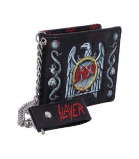 Slayer Portemonnaie mit Kette