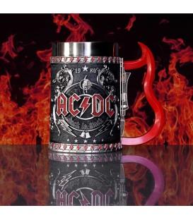AC/DC Krug Back in Black