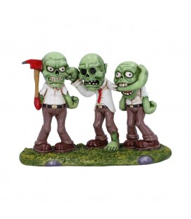 Nemesis Three Wise Zombies