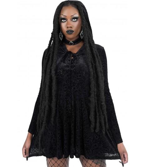 Killstar Dress Fade Away Farah Velvet