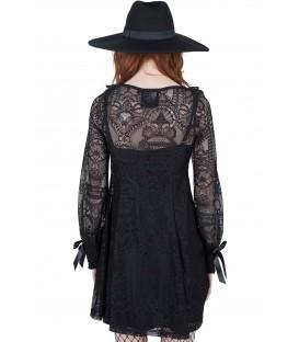 Killstar Dress Cybele Lace