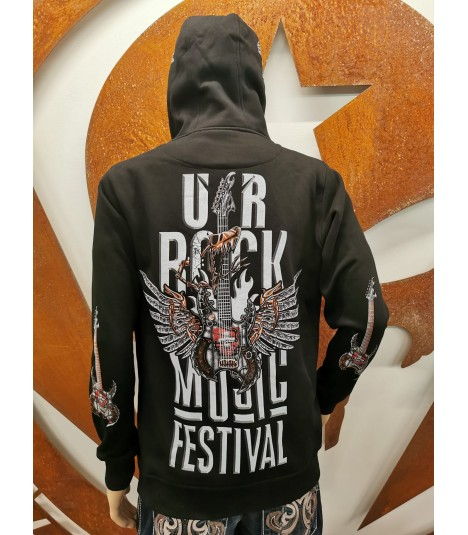 Urrock Festival 2021 Zip Hoody