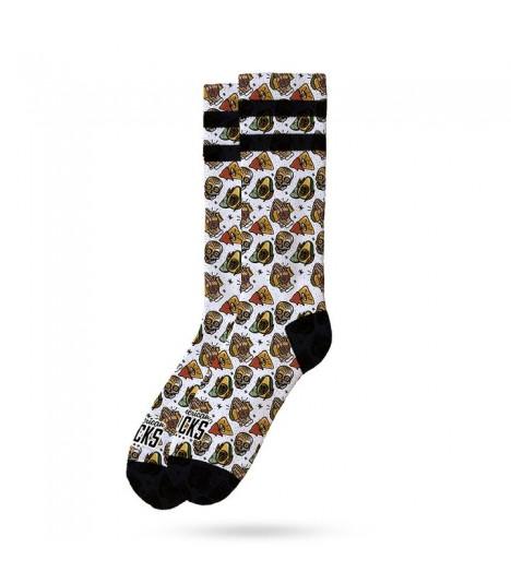 American Socks Taco Life