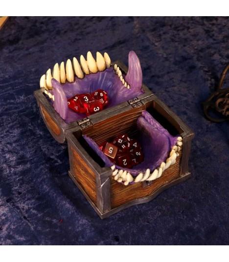 Dungeons & Dragons Mimic Dice Box