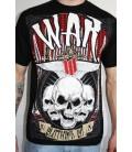WAR MX Shirt Militant schwarz