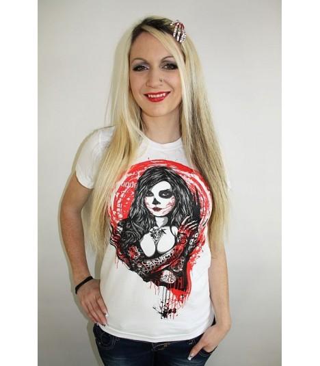 Barmetal Girlie Bloody Valentine