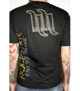Hart and Huntington Shirt Smooth Rockstar Energy