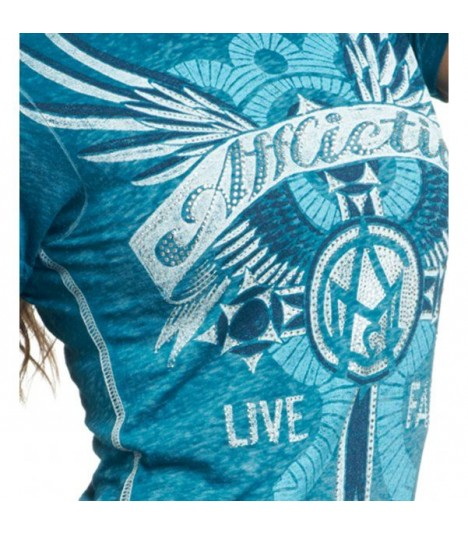 Affliction Shirt Prayers