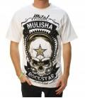 Metal Mulisha Shirt Skull Rockstar