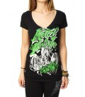 Metal Mulisha Shirt Biker Lady