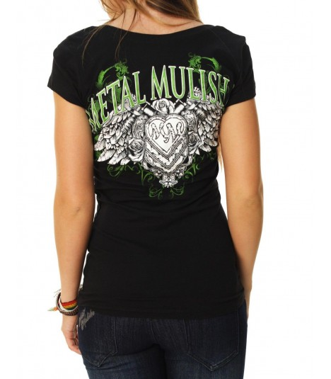 Metal Mulisha Shirt Overseer
